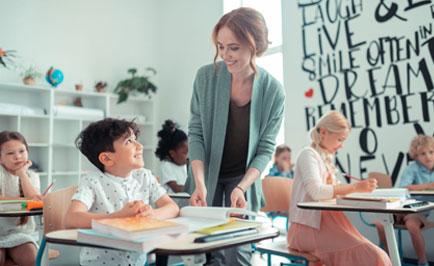 Enseignant-élève